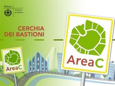 Area C di Milano
